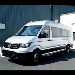 VW Crafter Bus - Hire